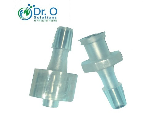 ′ medical grade silicone tubing with set of connectors