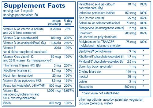 pure vitamin fact